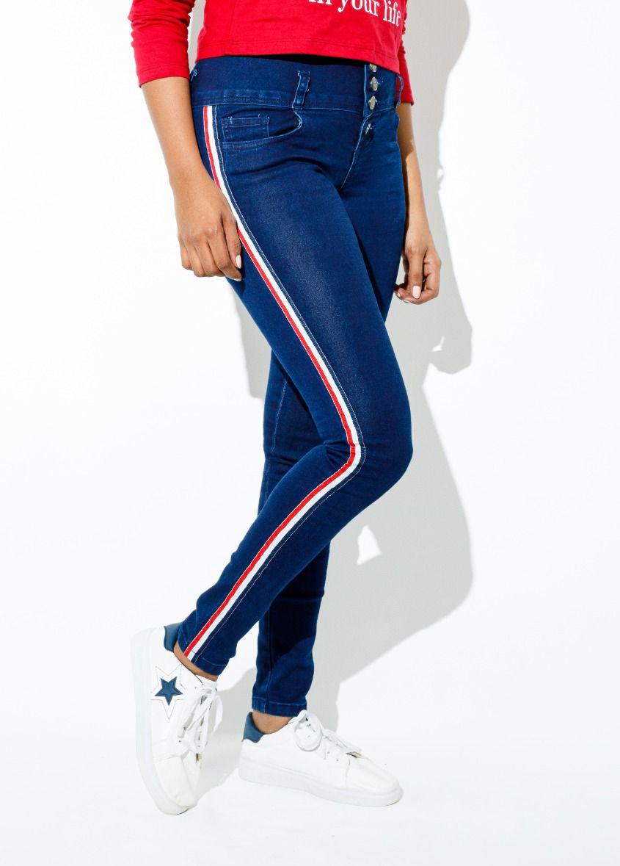 Women Slim Fit High-Rise Jean