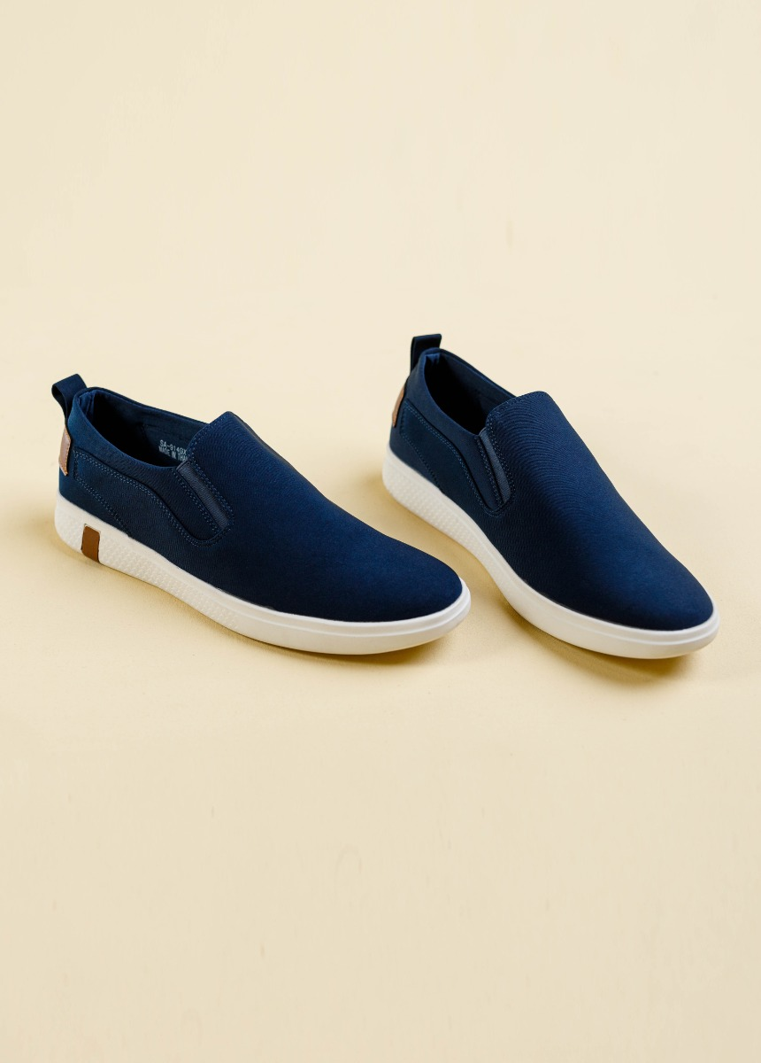 Men Blue Sneakers