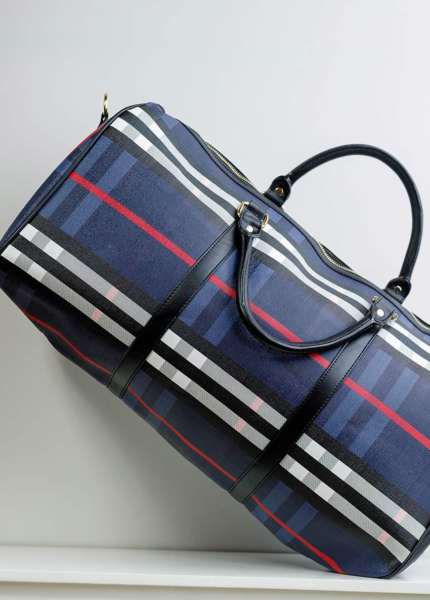 Unisex  Solid  Duffle Bag