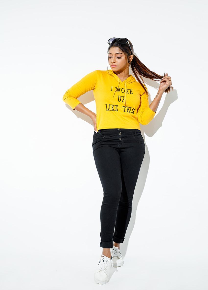Women Slim Fit High-RiseJean