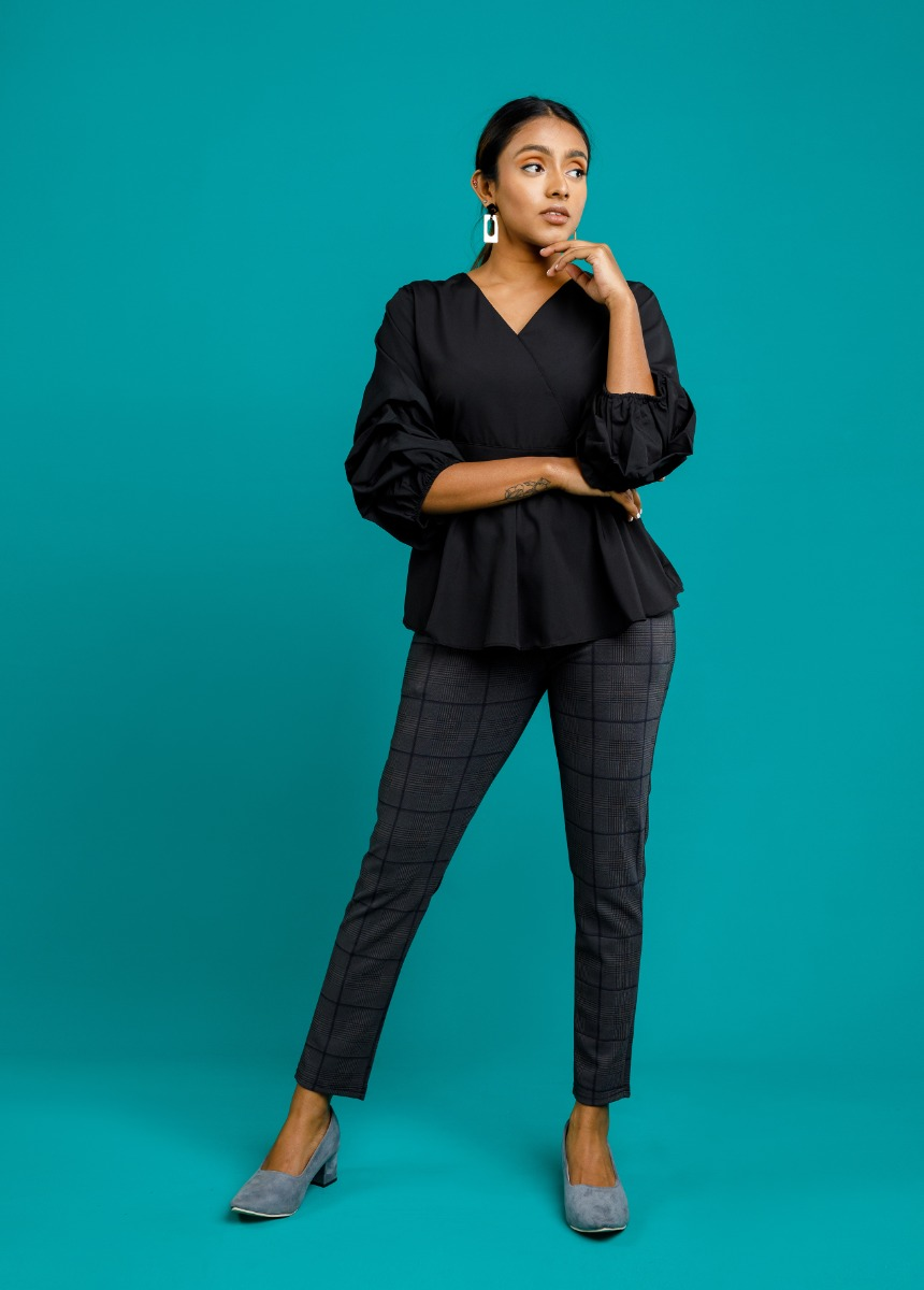 Women's Premium Legging – Gray