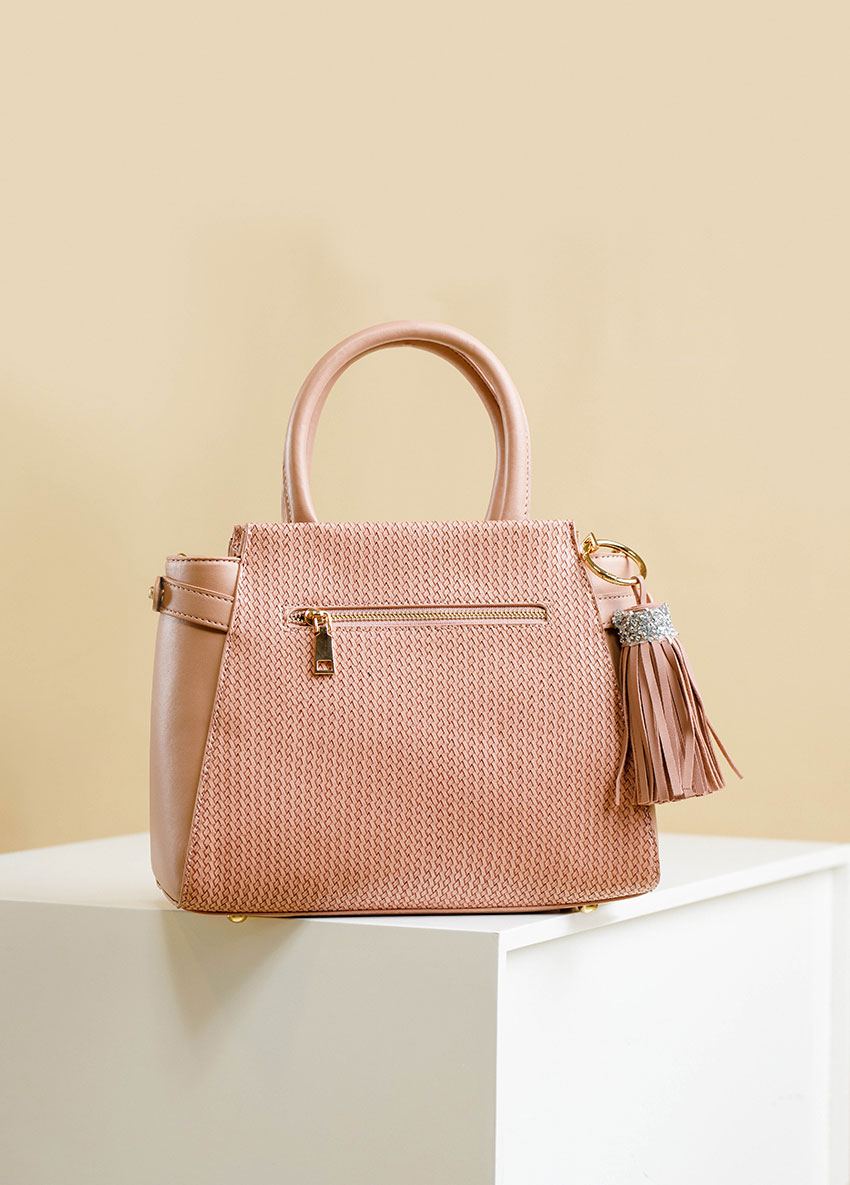 Solid Handheld Bag