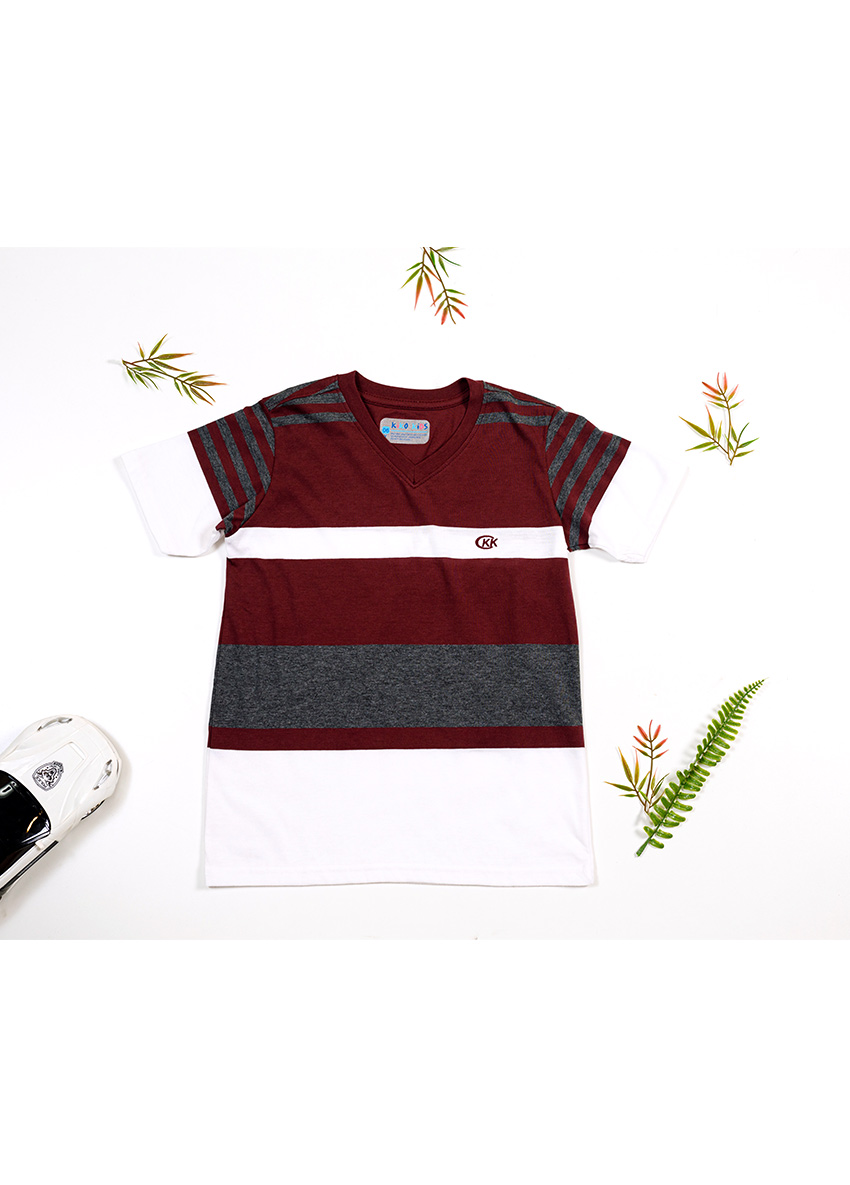 Round Neck T-shirts - Age 5 to 7