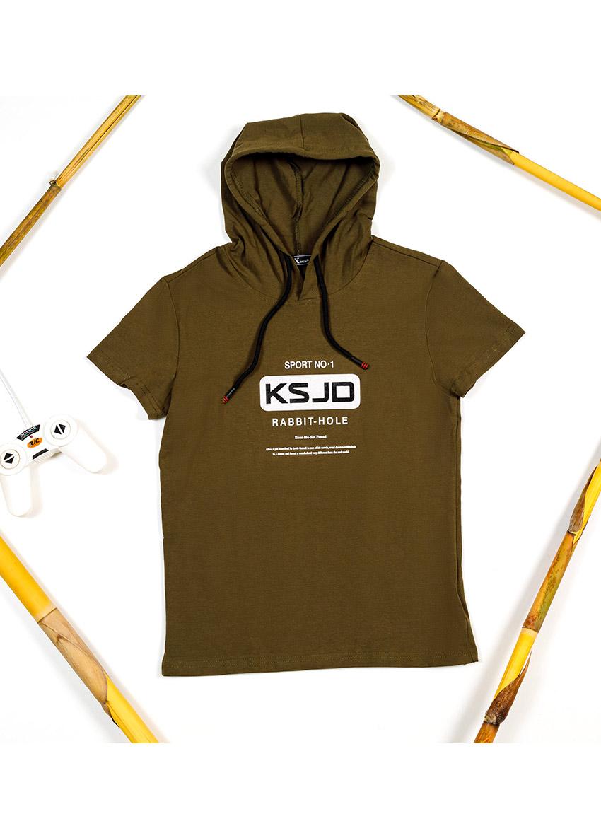 Boys Hood T-shirt